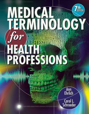 Medical Terminology for Health Professions with Studyware CD-ROM 9781111543273