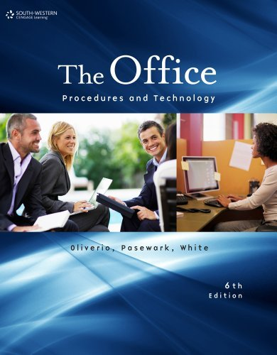 The Office: Procedures and Technology 9781111574352