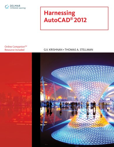 Harnessing AutoCAD 2012 9781111648510
