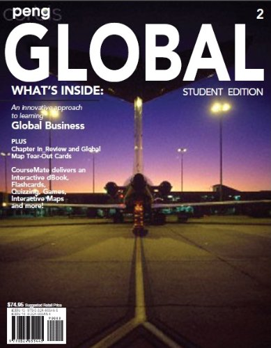 Global (with Printed Access Card) 9781111821753