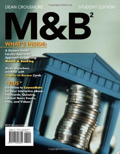 M & B (with Economics Coursemate with eBook Printed Access Card) 9781111823351