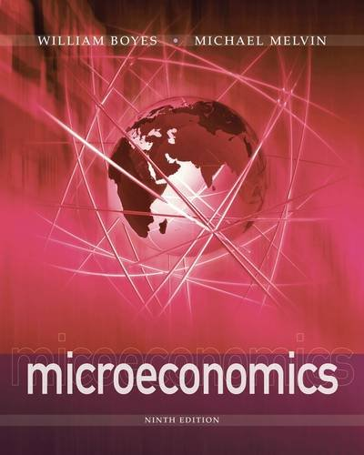 Microeconomics - 9th Edition