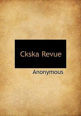 Ckska Revue 9781117799698