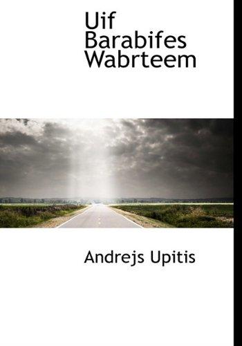 Uif Barabifes Wabrteem 9781117972442