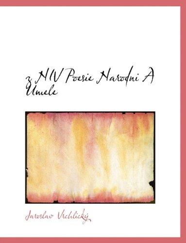 Z NIV Poesie Narodni a Umele 9781117974125