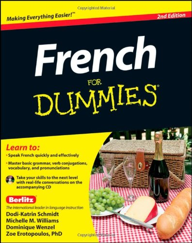 French for Dummies [With CDROM] 9781118004647