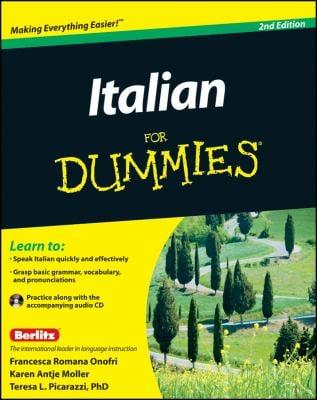 Italian for Dummies 9781118004654