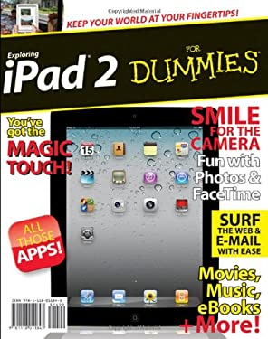 Exploring iPad 2 for Dummies 9781118011843