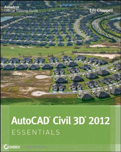 AutoCAD Civil 3D 2012 Essentials 9781118016787