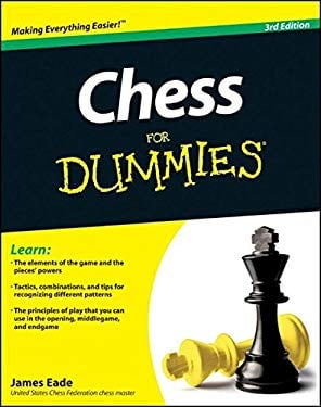 Chess for Dummies 9781118016954
