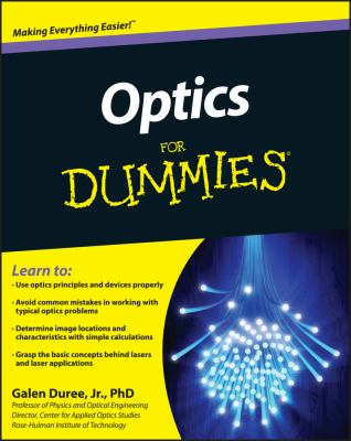 Optics for Dummies 9781118017234