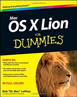Mac OS X Lion for Dummies 9781118022054