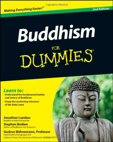 Buddhism for Dummies 9781118023792