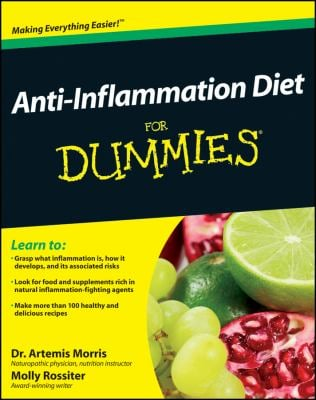 Anti-Inflammation Diet for Dummies 9781118023815