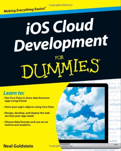 IOS Cloud Development for Dummies 9781118026236
