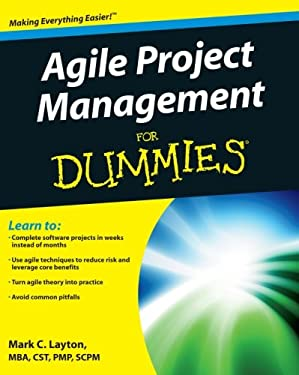 Agile Project Management for Dummies 9781118026243