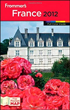 Frommer's France [With Pocket Map] 9781118027424