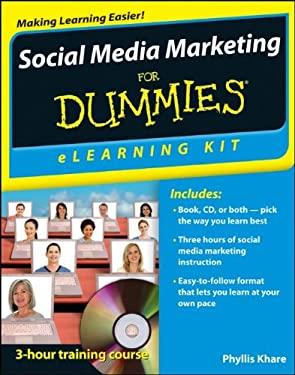 Social Media Marketing eLearning Kit for Dummies [With CDROM] 9781118034705