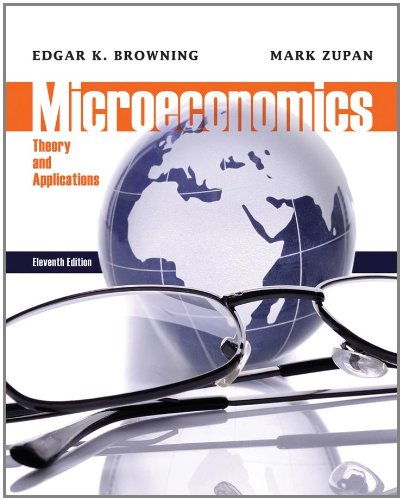 Microeconomic: Theory and Applications 9781118065549