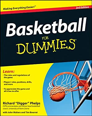 Basketball for Dummies 9781118073742