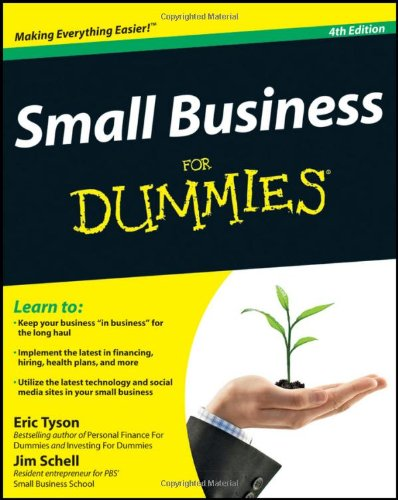 Small Business for Dummies 9781118083727