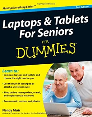 Laptops & Tablets for Seniors for Dummies 9781118095966