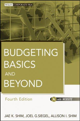 Budgeting Basics and Beyond - 4th Edition