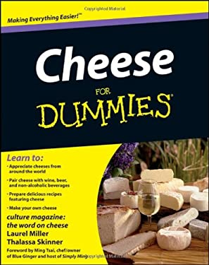 Cheese for Dummies 9781118099391