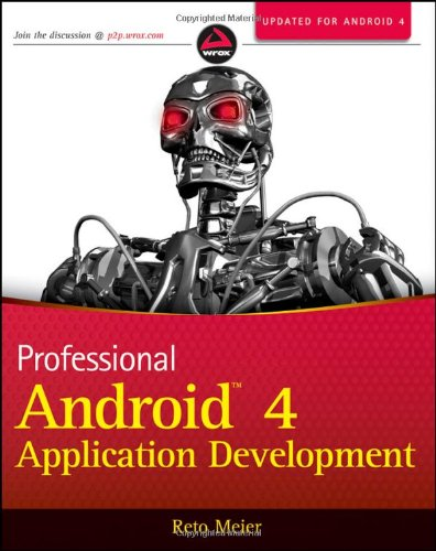 Professional Android 4 Application Development 9781118102275