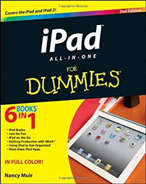 Ipad All-In-One for Dummies 9781118105351