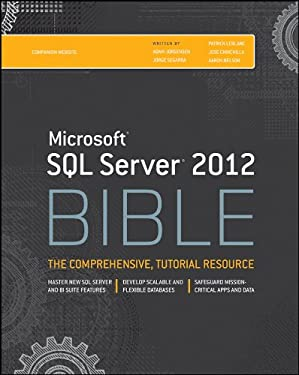 Microsoft SQL Server 2012 Bible 9781118106877