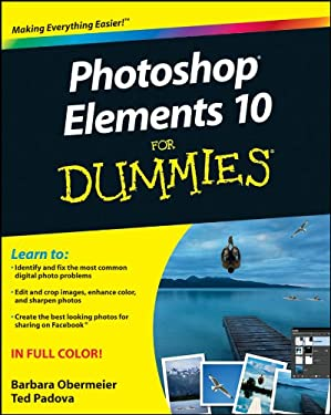 Photoshop Elements 10 for Dummies 9781118107423