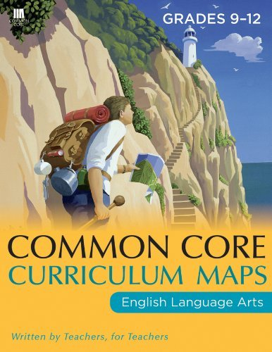 Common Core Curriculum Maps in English Language Arts, Grades 9-12 9781118108208