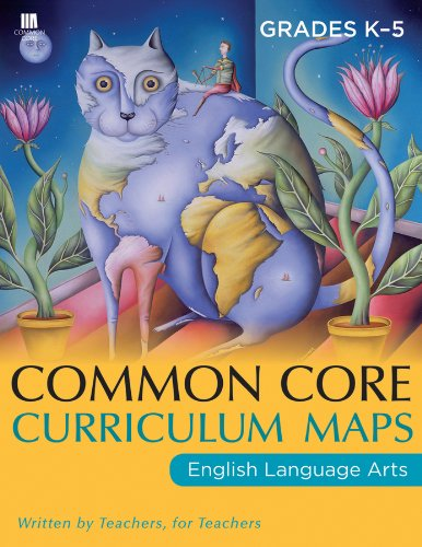 Common Core Curriculum Maps in English Language Arts, Grades K-5 9781118108222