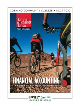 Financial Accounting: Tools for Business Decision Making 9781118114896