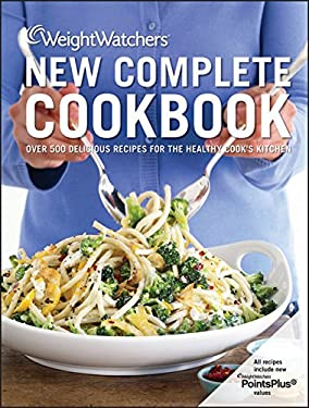 Weight Watchers New Complete Cookbook 9781118116838