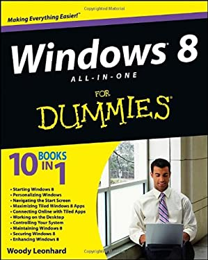 Windows 8 All-In-One for Dummies 9781118119204