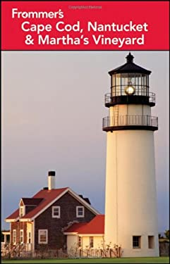 Frommer's Cape Cod, Nantucket & Martha's Vineyard 9781118119990