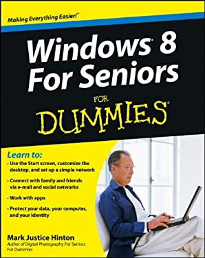 Windows 8 for Seniors for Dummies 9781118120286