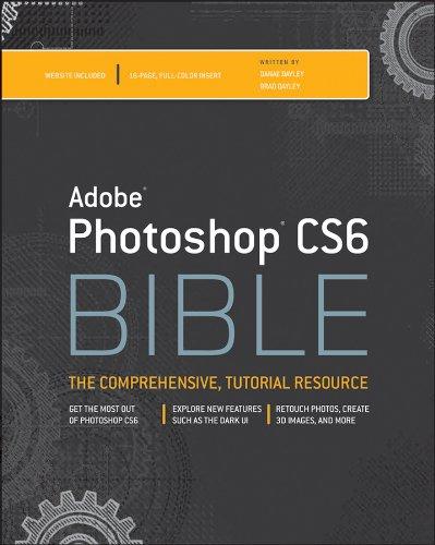 Photoshop CS6 Bible 9781118123881