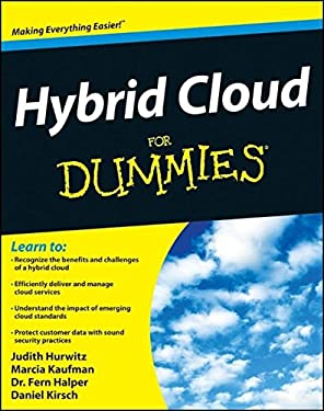 Hybrid Cloud for Dummies 9781118127193