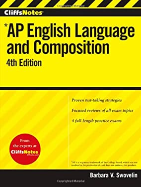 CliffsNotes AP English Language and Composition 9781118128022