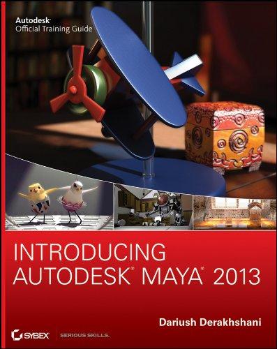 Introducing Autodesk Maya 2013 9781118130568