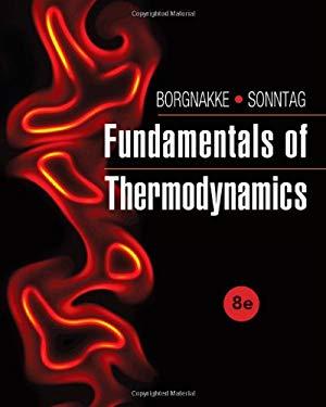 Fundamentals of Thermodynamics 9781118131992