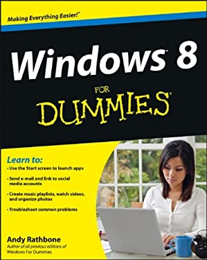 Windows 8 for Dummies 9781118134610