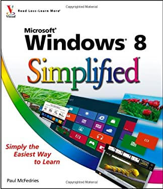 Windows 8 Simplified 9781118135273