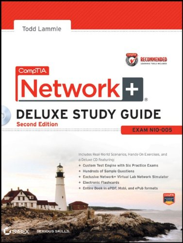 Comptia Network+ Deluxe Study Guide: Exam: N10-005 9781118137543
