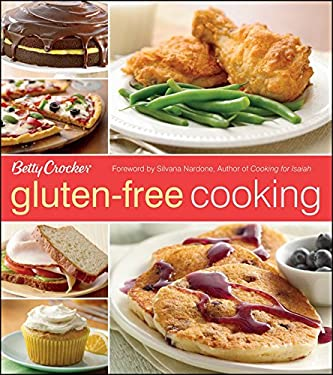 Betty Crocker Gluten-Free Cooking 9781118146071