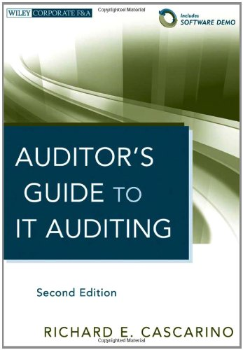 Auditor's Guide to IT Auditing 9781118147610