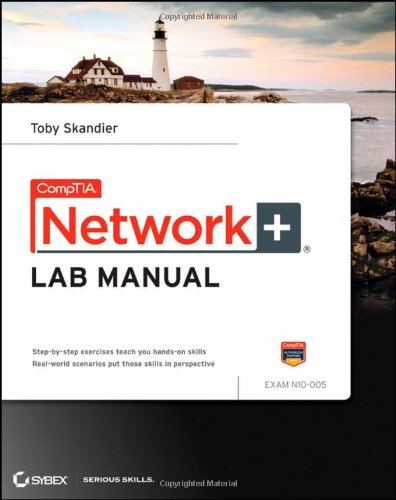 Comptia Network+ Lab Manual 9781118148631